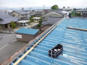 石川店折半屋根雨漏り修理05_02